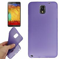 Bumper Case Cover Protection Case For Samsung Galaxy Note 3 N9000 Purple