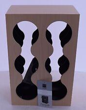 Umbra Napa Line 6 Bottle Light Wood Look Wine Rack Modern