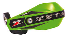 proteges mains moto ZETA IMPACT universels protege main vert cross enduro quad