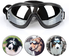 Large Dog Eye Protection Goggles Windproof Sunglasses for Medium Lightweight