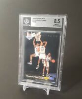 1992 Shaquille O'Neal Rc Upper Deck Rookie RC Trade Card BGS 8.5 Magic (PSA/SGC)