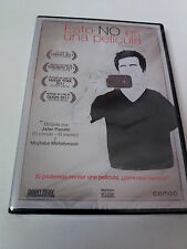 """DVD """"ESTO NO ES UNA PELICULA"""" PRECINTADO SEALED JAFAR PANAHI THIS IS NOT A FILM"""