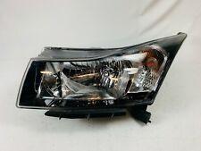 2011 2012 2013 2014 2015 Chevy Cruze Headlight Driver Left LH Lamp OEM