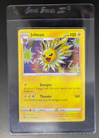Jolteon SWSH094 Rare Promo Pokemon Card Battle Styles Fresh Holo PSA READY