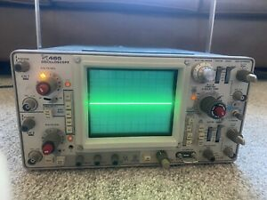 Tektronix 465 Channel Oscilloscope