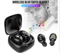 Bluetooth 5.0 Headset TWS Wireless Earphones Mini Earbuds Stereo Headphones UK
