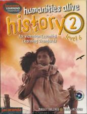 Humanities Alive History 2 level 6 by Maggy Saldais and Luke Jackson
