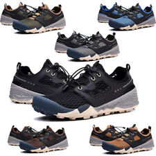 NEW Men's Mesh Breathable water river sports shoes trail hiking outdoor snekaers