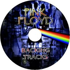 PINK FLOYD GUITAR BACKING TRACKS CD GREATEST HITS MUSIC ALBUM ROCK JAM GILMOUR