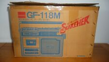 Brand New SHARP GF-118M Radio Cassette Recorder 1978