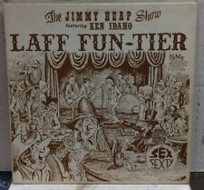 The Jimmy Heap Show Laff Fun-Tier Autographed Record FA-LP-1004