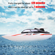 High Simulation Remote Control Ship Model Wireless High Speed 2.4G RC Boat Kit
