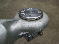 Anello di Attacco Rimorchio Serratura 50mm Slide Pin Lock di carburante Bowser pianta (Ifor Williams)