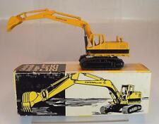 NZG 1/87 Nº 143 CATERPILLAR CAT 225 Cuillère Excavateurs dans neuf dans sa boîte #1002