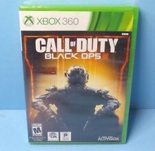 Call of Duty Black Ops III Xbox 360 BRAND NEW FACTORY SEALED