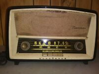 Vintage Nordmende Sterling hifi Norma Radio 1950's Western Germany working