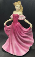 Vintage Signed Royal Doulton Figurine Emma 3714