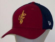 Cleveland Cavaliers New Era 2017 NBA On Court 39Thirty Flex Hat / Cap Size S/M