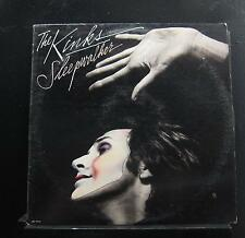 The Kinks - Sleepwalker LP Mint- AB 4106 Arista Stereo 1977 USA Vinyl Record