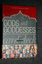 Gods and Goddesses 52 card deck mantras, blessings. meditations Hinduism