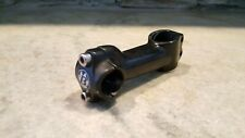"Bontrager 1-1/8"" Threadless Stem 25.4mm Bar Clamp 105mm Black"