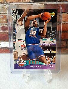 1992 93 Shaquille O'Neal Upper Deck All Star Basketball Card #242 Orlando BGS ?