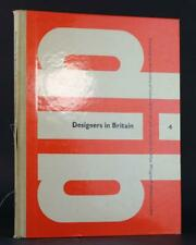 Mid Century Modern 1954 Designers In Britain Vol 4 Industrial Commercial Design