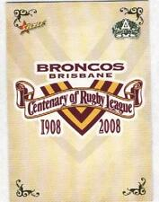 Brisbane Broncos NRL & Rugby League Trading Cards