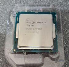 Intel Core i7-6700K Computer Processor