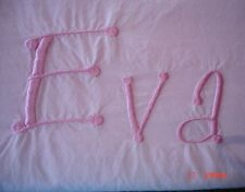 """""""Eva"""" Twin Size Pink Duvet Cover by The Company Store"""