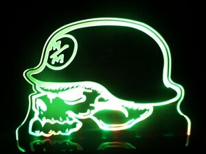 Metal Mulisha Rockstar  Energy LED Light  Sign Lamp Acrylic Multi color New Gift