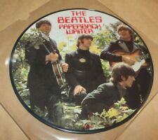The Beatles Picture Disc -  7 Inch Paperback Writer  - Excellent -