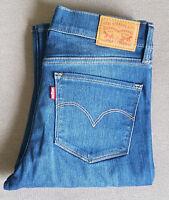 Damen Jeans LEVIS LEVI´S 314 Shaping Straight 19631-0043 Empty Sky W27 L32