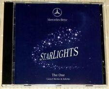 CD - THE ONE - Lionel Richie & Juliette - STARLIGHTS - Mercedes Benz 10/2001