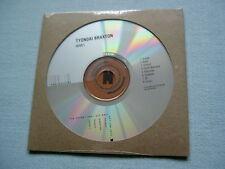 TYONDAI BRAXTON Hive 1 sealed promo CD album Battles