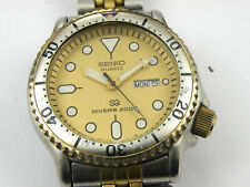 Mens Seiko 5H26-7A10 Quartz Professional Divers Watch - 200m