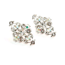 Genuine Swarovski Crystal Earrings