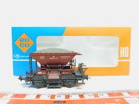 BL760-0,5# Roco H0/AC 4334A Schotterwagen/Güterwagen DB sehr gut + OVP