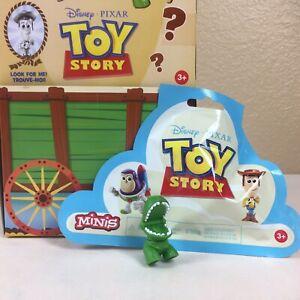 REX the Dinosaur Disney Pixar Toy Story Minis Andys Toy Chest Blind Bag SEALED
