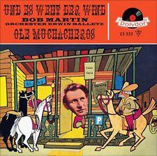 """7"""" BOB MARTIN Und es weht der Wind GOGO GRANT The Wayward LEO HEPPE POLYDOR 1956"""