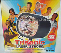 Flashing LED Strobe Light Color Changer w/ Speed Control Disco Dance Party Lamp