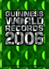 Guinness World Records: 2006 by Guinness World Records Limited (Hardback, 2006)