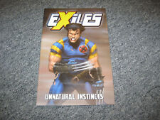 Marvel Exiles Unnatural Instincts V.5 Tpb New