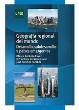 UNED Geografía Regional del Mundo, Varios Autores, eBook, 2013