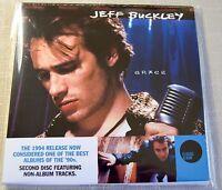 Jeff Buckley ~ Grace ~ (Legacy Edition 2016) ~ NEW 2 x CD Album Set (sealed)