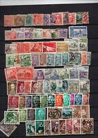 227 timbres Espagne