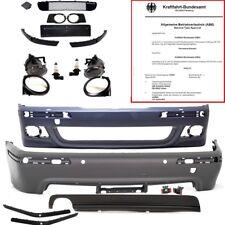 BMW E39 Limousine Stoßstange Bodykit ABS KOMPLETT 95-03 +Zubehör für M M5