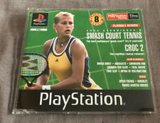 Official UK Playstation One Demo Game Number 48 Smash Court PAL PS1 Rare Retro