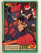 Dragon ball Z Super battle Power Level 493 FR