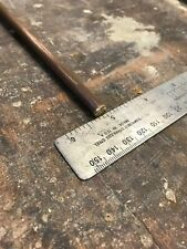 Bronze Rod 516 Dia By The Inch